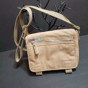 FOSSIL Crossbody Khaki Purse
